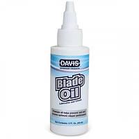 Масло Davis Blade Oil премиум, для смазки и очистки ножниц, 49 мл