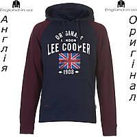 Кофта худи мужская Lee Cooper из Англии