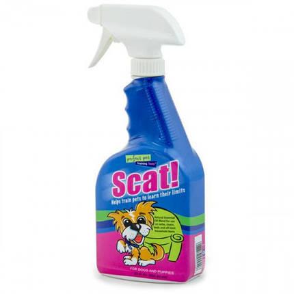Спрей Davis Scat! тренировочное средство на основе натуральных масел для собак, 650 мл, фото 2