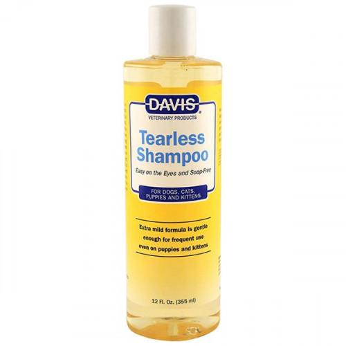 Шампунь Davis Tearless Shampoo для собак, котів, концентрат, 355 мл