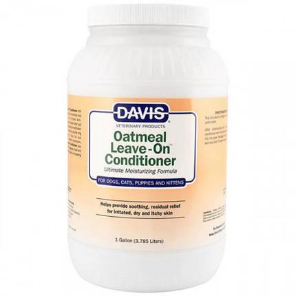 Кондиционер Davis Oatmeal Leave-On Conditioner супер увлажняющий, для собак, котов, концентрат, 3.8 л, фото 2