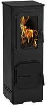 Піч-камін на дровах Wamsler Colorado black 5 кВт
