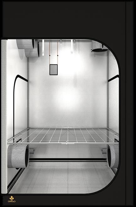 Гроубокс Secret Jardin Dark Room 150x150x235 см v3.0