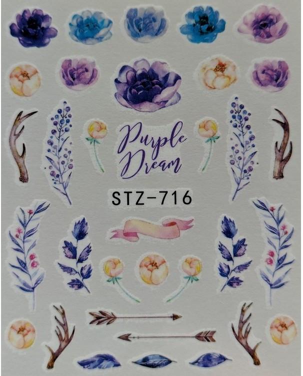 Слайдер-дизайн водный STZ-716