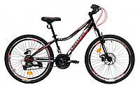 Гірський підлітковий велосипед 24 Ardis Voltaire (2020) сталевий, фото 1