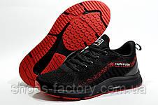 Кроссовки унисекс Baas, Black\Red (Бас), фото 3