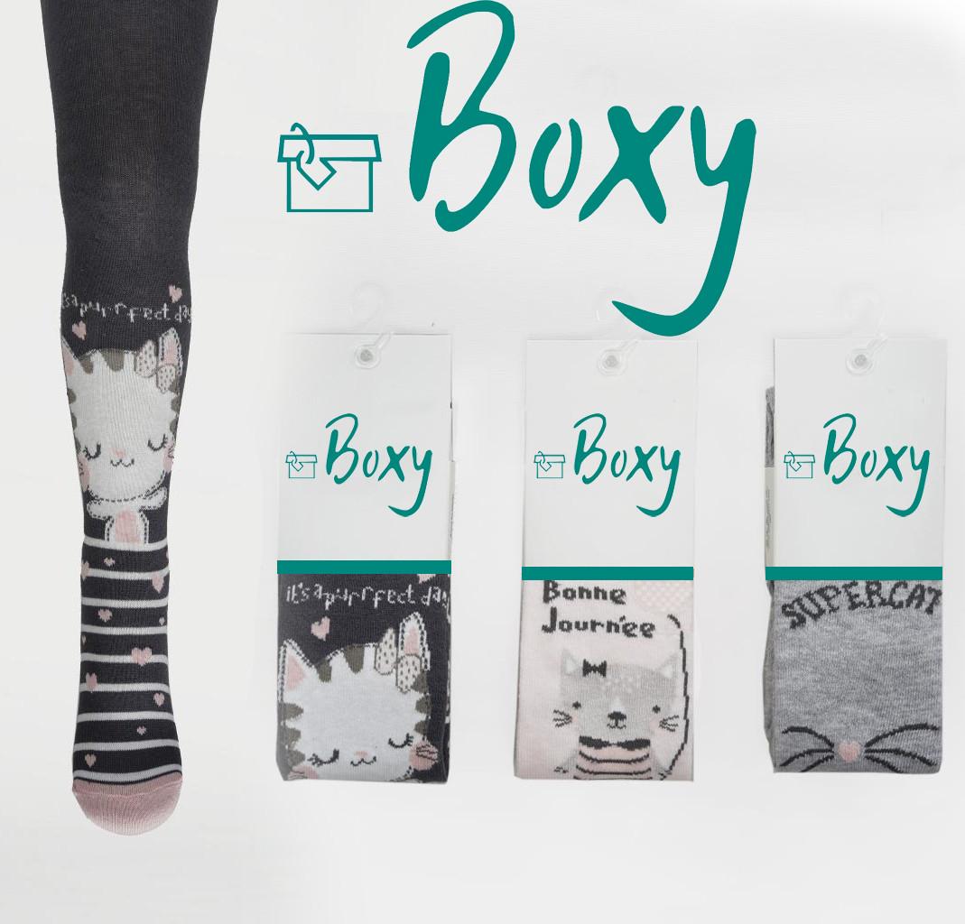 Колготы для девочки демисезонные, Boxy