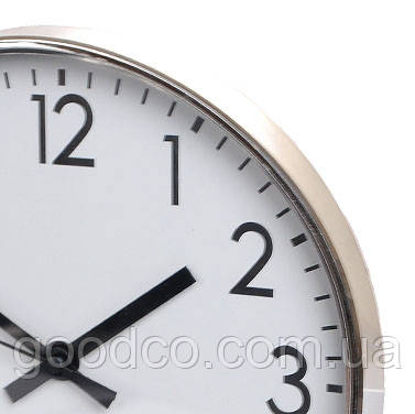 """Настенные часы """"Silver sunset"""" (фото)"""