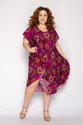 Женское летнее платье 1236-52, фото 2