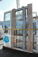 Балконная дверь профиль трехкамерный WDS CLASSIC 700x2150 мм
