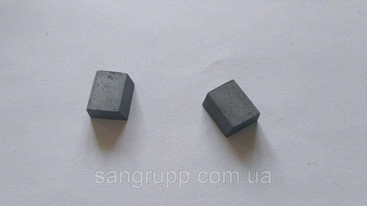 Пластина напайная 02231 ВК8, Т5К10, Т15К6