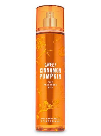 Мист для тела и волос Sweet Cinnamon Pumpkin Bath and Body Works