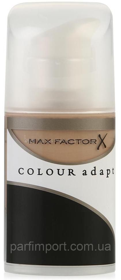 MAX FACTOR Color Adapt 45 Тональный крем (оригинал подлинник  Ирландия)