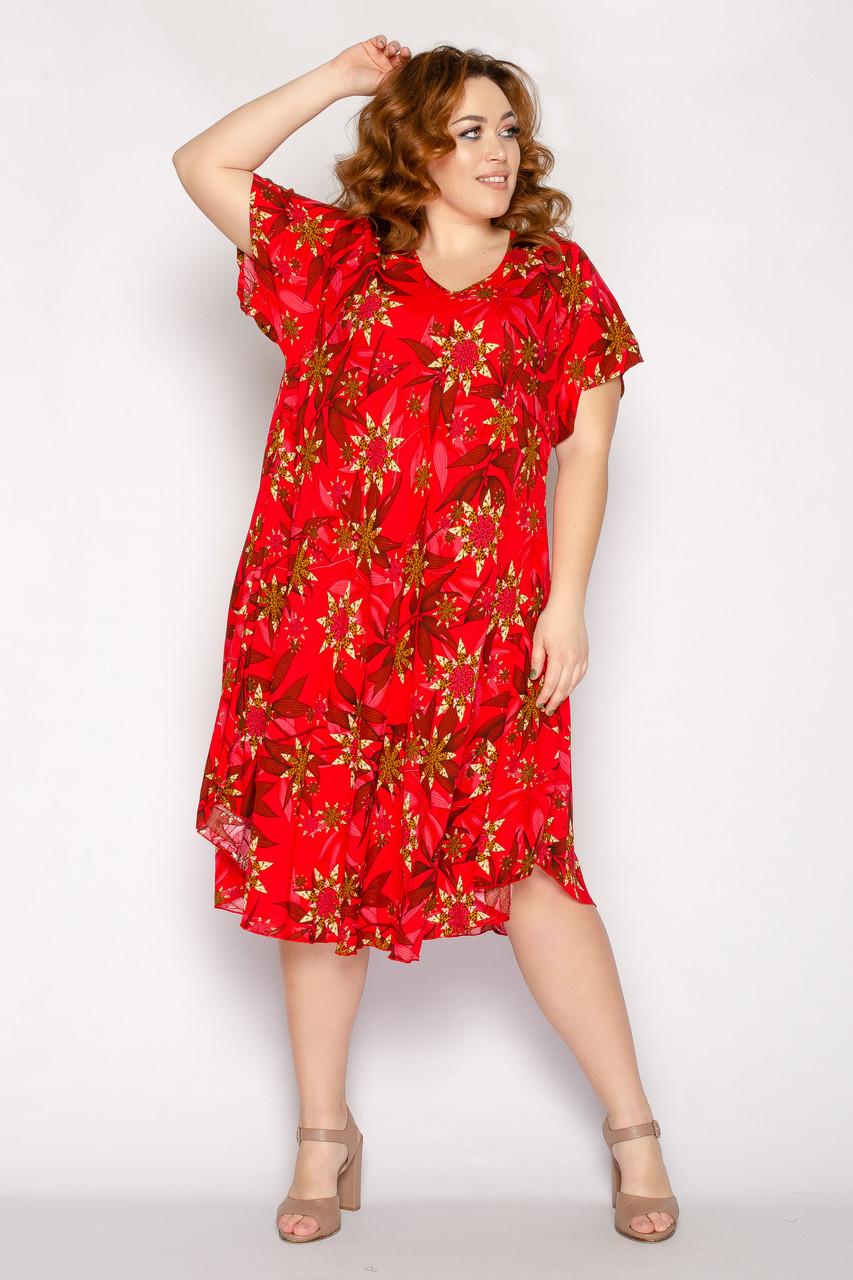 Жіноче літнє плаття 1236-57