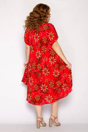 Жіноче літнє плаття 1236-57, фото 2