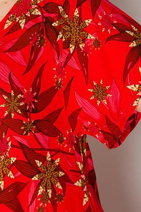Жіноче літнє плаття 1236-57, фото 3