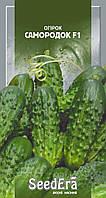 Семена огурцов Самородок F1, 0,5 г, ранние пчелоопыляемые, SeedEra