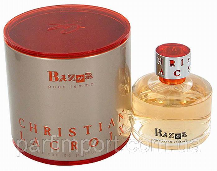 Christian Lacroix Bazar Femme EDP 100 ml  парфумированная вода женская (оригинал подлинник  Франция)