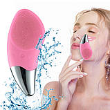 Електрична щітка Sonic Facial Brush для чищення особи, фото 3