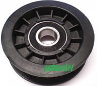Ролик натяжной ремня привода колес садового трактора VIKING MT 785