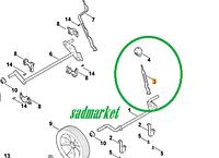 Рычаг регулировки высоты кошения газонокосилки STIHL/VIKING 2-й, 4-й серии