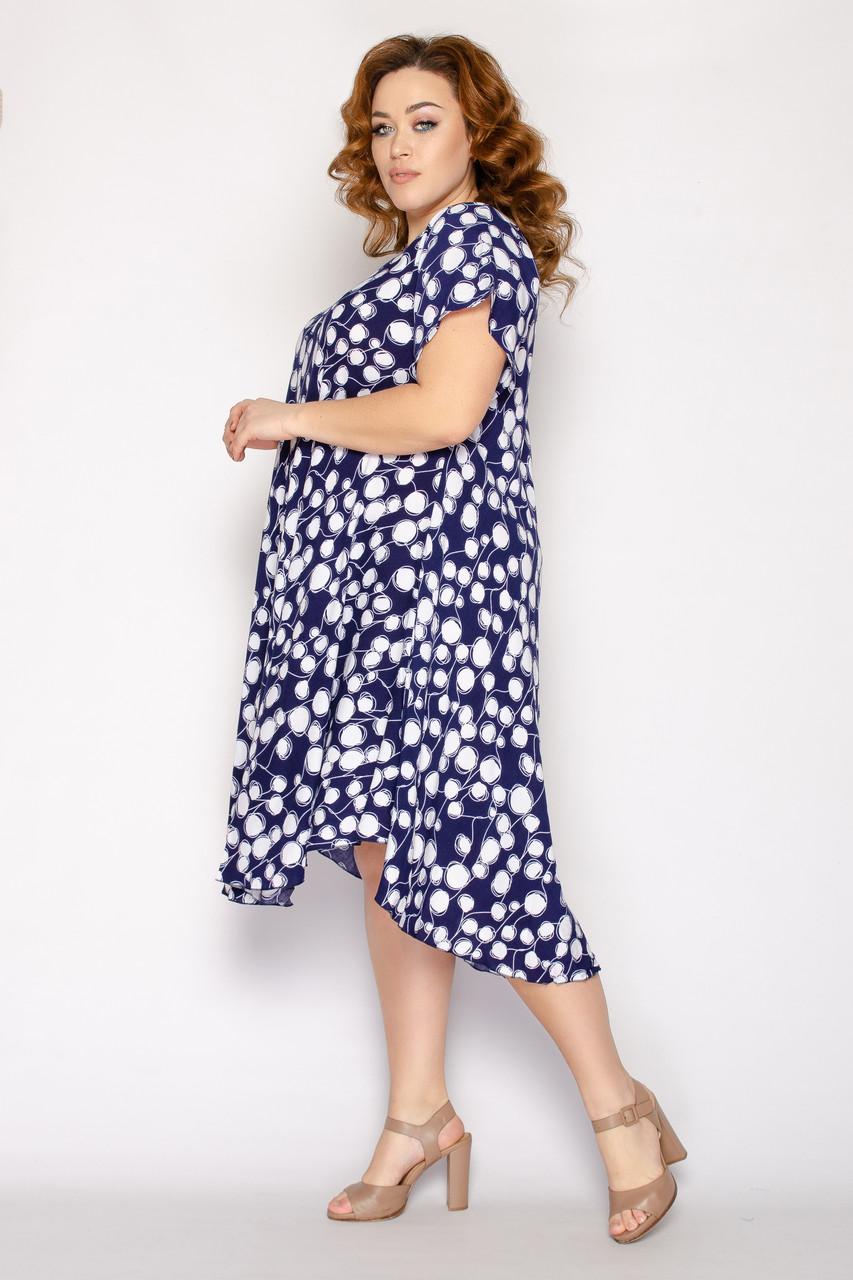 Женское летнее платье 1236-58