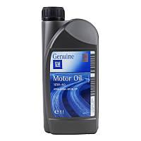 Полусинтетическое моторное масло GM Motor Oil 10w40 1L