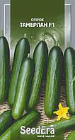 Семена огурцов Тамерлан F1, 10 семян, гладкоплодный жаростойкий, SeedEra