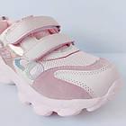 Пудровые кроссовки от Том М девочкам, 33, 34, 35, 36, 37, 38 Весенние, осенние, розовые Томми, фото 6