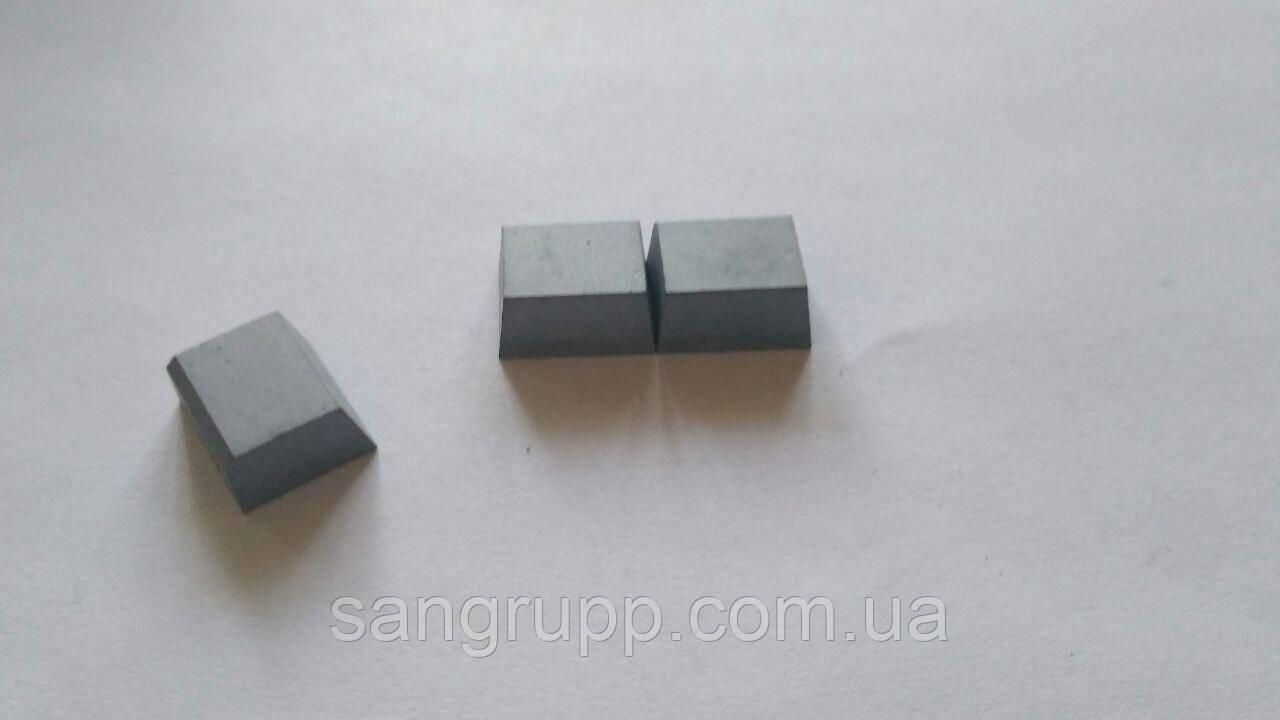 Пластина напайная 02252 ВК8