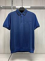 Мужская футболка поло Better Life. 128. Размеры: M,L,XL,XXL.