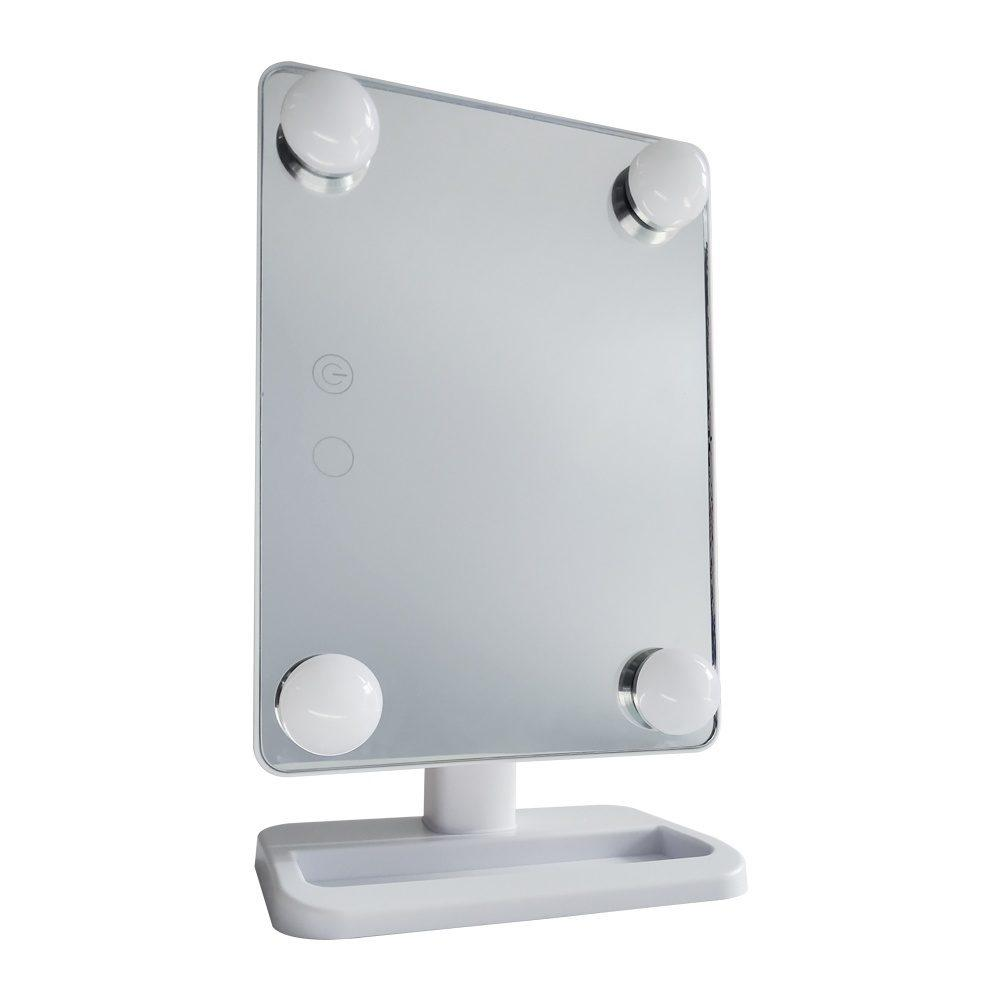 Cosmetie mirror 360 зеркало с подсветкой для макияжа!, фото 2