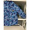 Демисезонные куртки для мальчиков легкие ветровки размер 92-110, фото 6