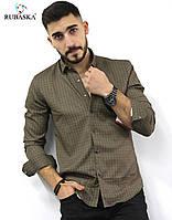 Мужская рубашка с длинным рукавом Rubaska Турция, фото 1