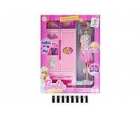 """Лялька """"BARBIE"""" з кухонним набором (коробка) X221J4 р.33,5*23*10см.(X221J4)"""