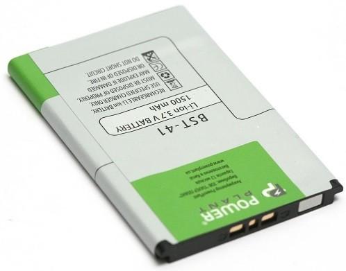 Аккумуляторная батарея PowerPlant BST-41 1500 mAh для Sony Ericsson A8i/Aspen/Aspen