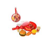 Продукты RM193-2 фаст-фуд, мороженое, в сковородке, 31-18-8см(RM193-2)
