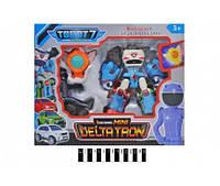 """Робот """"TOBOT"""" """"DELTATRON"""" муз зі світл., в коробці Q1908(Q1908)"""
