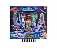"""Робот """"TOBOT"""" """"GIGA"""" муз зі світл., в коробці Q1905(Q1905)"""