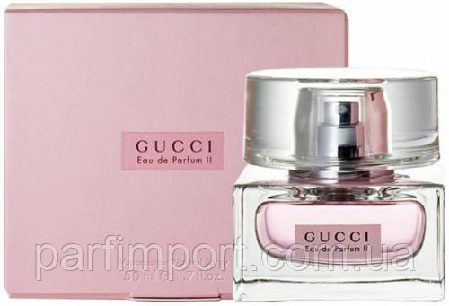 GUCCI Eau De Parfum 2  edp 50 ml  парфумированная вода женская (оригинал подлинник  Италия)