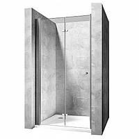Душевая дверь складывающаяся REA BEST 80 ( 80 Х 190 СМ), фото 1