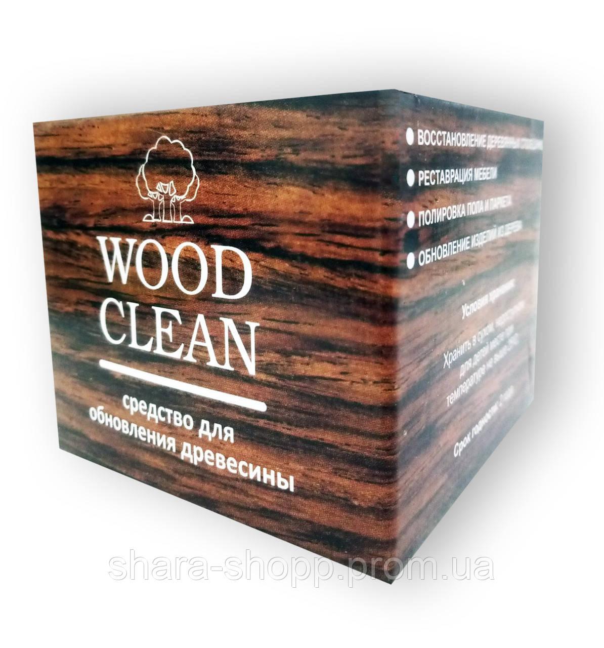 Wood Clean - Средство для обновления древесины (Вуд Клин)