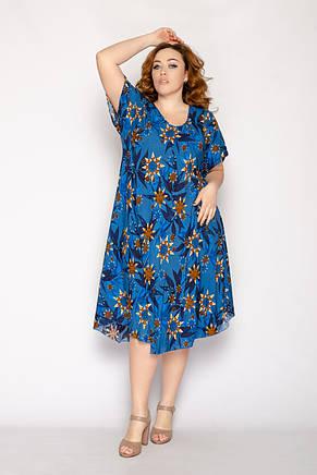 Женское летнее платье 1236-67, фото 2