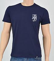 Мужская футболка NIKE(реплика) Синий