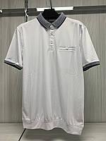 Мужская футболка поло Better Life. 843 yaka. Размеры: M,L,XL,XXL.