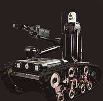 Робот EOD для знищення вибухонебезпечних підозрілих предметів