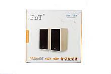 Колонки для ПК компьютера FnT-101 black