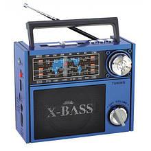 Радиоприемник колонка MP3 Golon RX-201 Blue