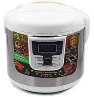 Мультиварка Domotec MS 7724 5 л, 11 режимов приготовления, белая
