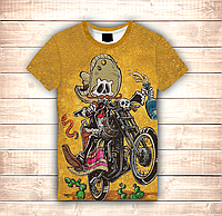 Світшот, футболка Skuull & Tequila